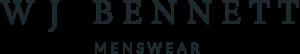 WJ Bennett Menswear Logo