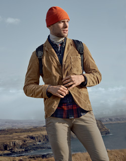 Autumn Winter Trousers from Camel Active