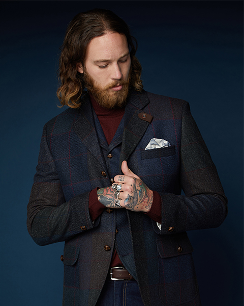WJ Bennett Menswear AW20 Collections