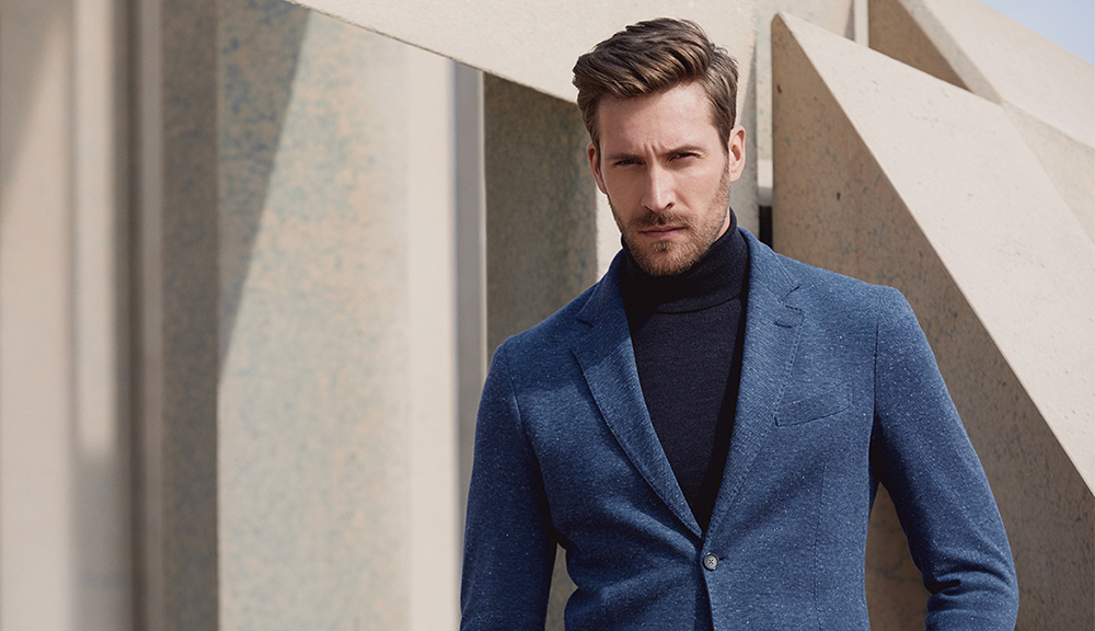 Mens Autumn Winter Jacket from Profuomo