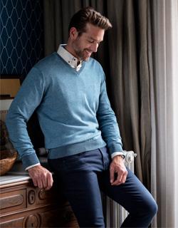Mens Autumn Winter Trousers