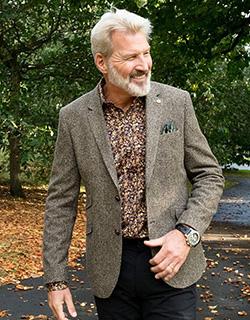 Mens Guide London Autumn Jacket